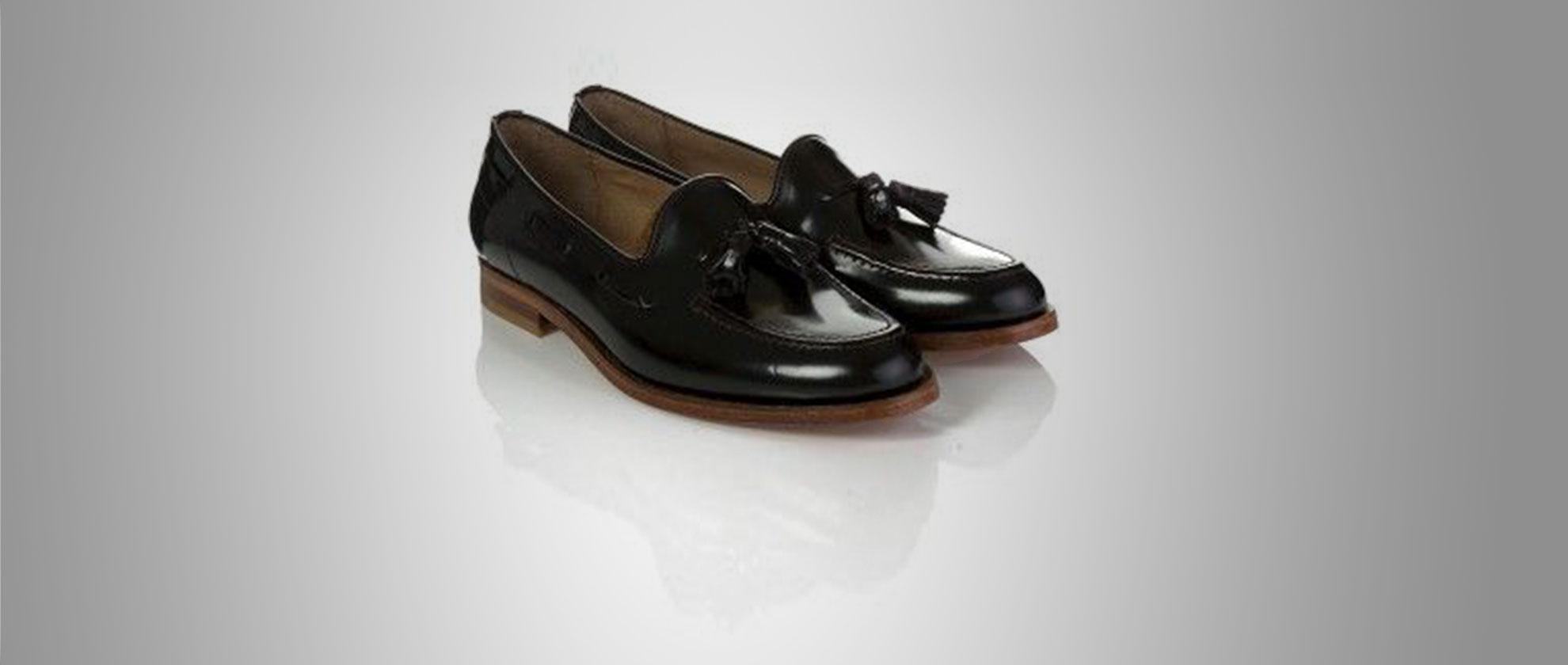 Staff Picks – Hudson Black Stanford Loafer
