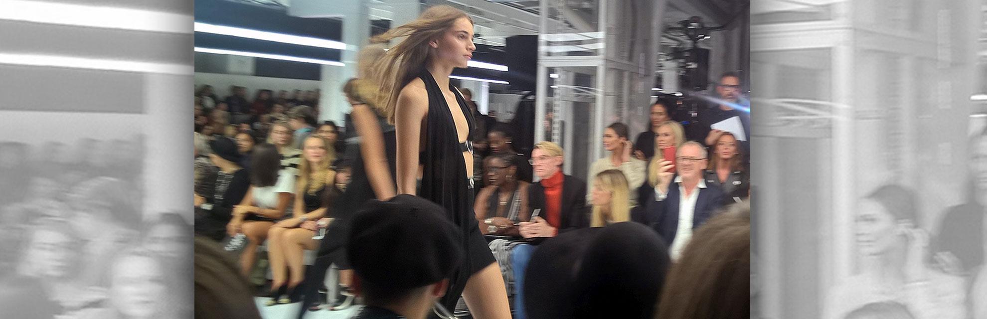 #VersusCalling: Versus Versace Storms London Fashion Week in True Style