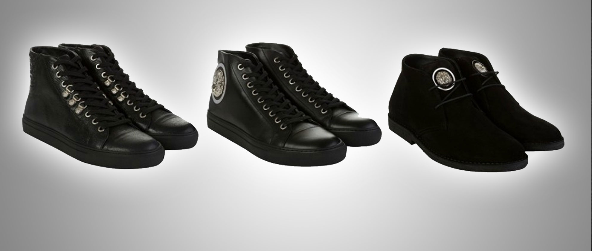 Staff Picks: Versus Versace LFW Capsule Collection Footwear