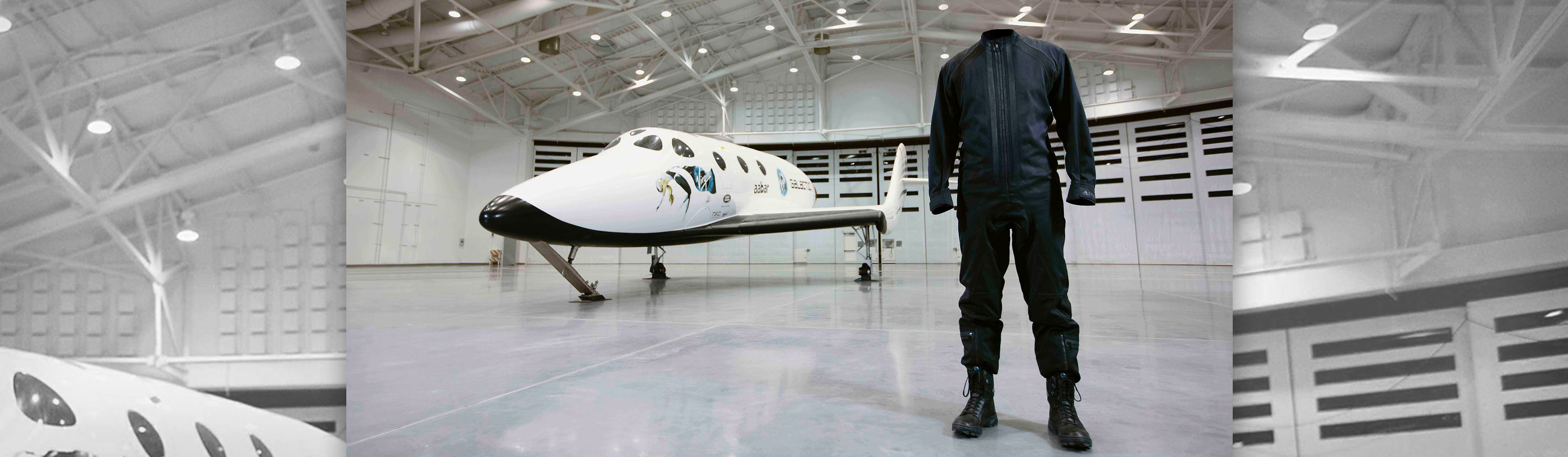 Y-3 Goes Fashion Stratospheric with Virgin Galactic