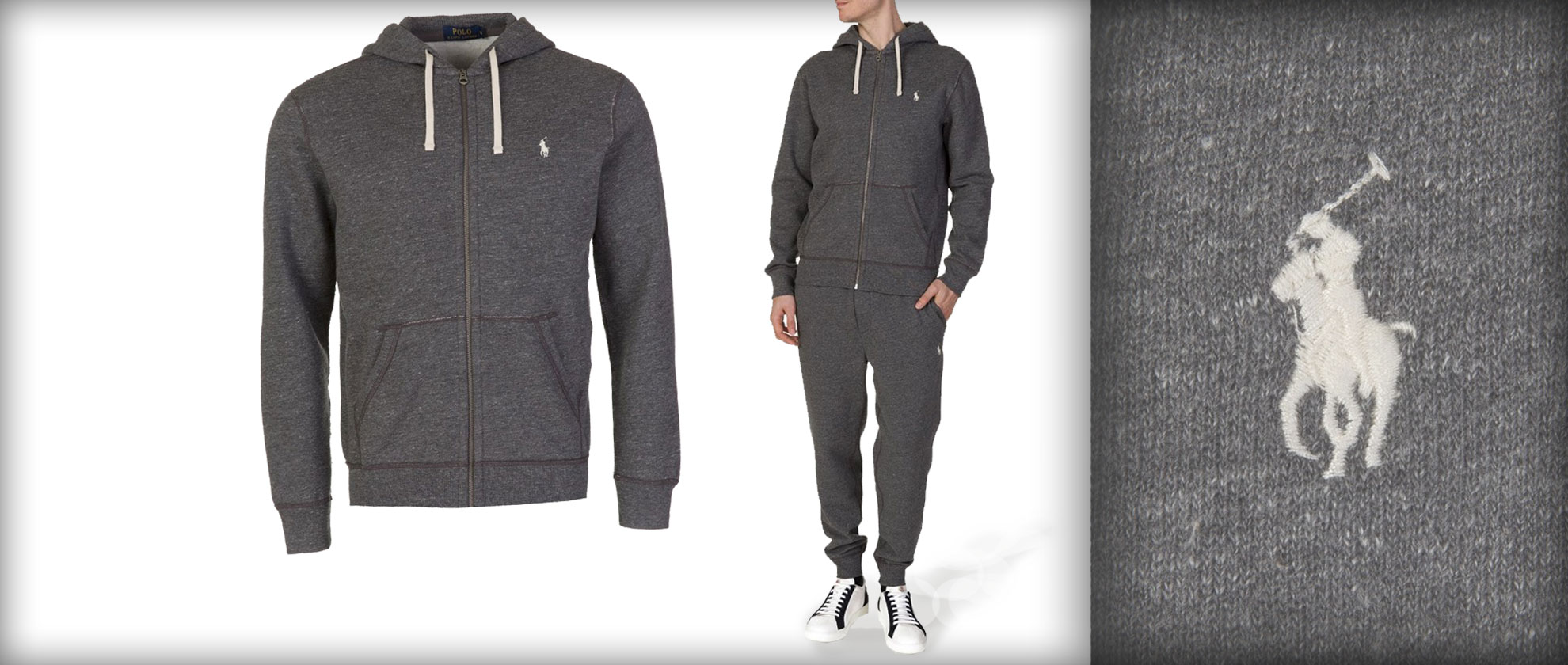 Polo Ralph Lauren Tracksuits Get a Revamp in New Collection