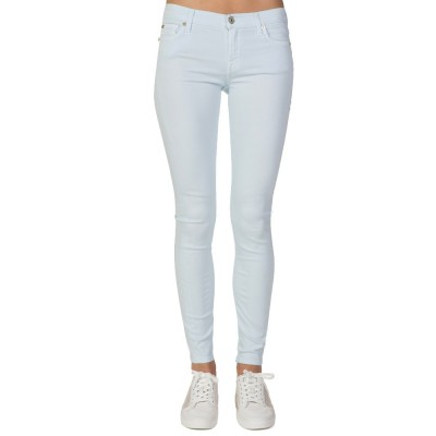 7 for all mankind pastel blue jeansd
