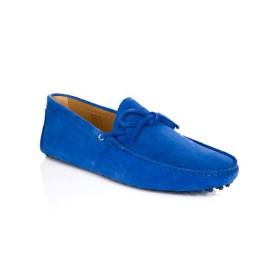 Bobbies Blue Suede Le Manifique Shoes