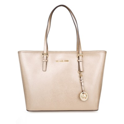Michael Kors Gold Tote Bag