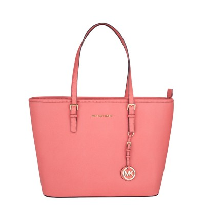 Michael Kors Pink Tote Bag