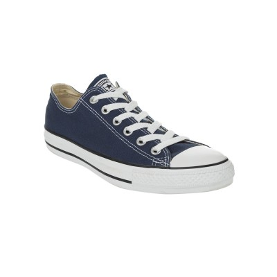 Converse All-Star Low Original Basketball Shoe in Navy