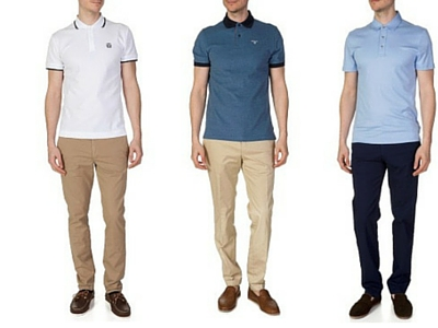smart polo shirts