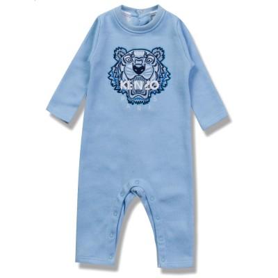 Kenzo Sky Blue Babygrow