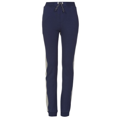 Kenzo Junior Marine Blue Trim Sweatpants