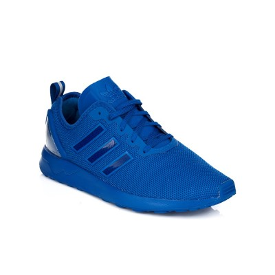 Adidas Blue ZX Flux ADV Trainers