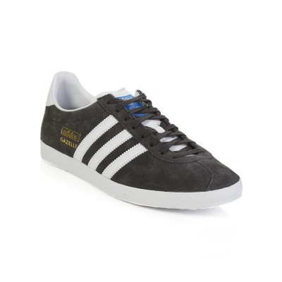 Adidas Grey Gazelle Trainers