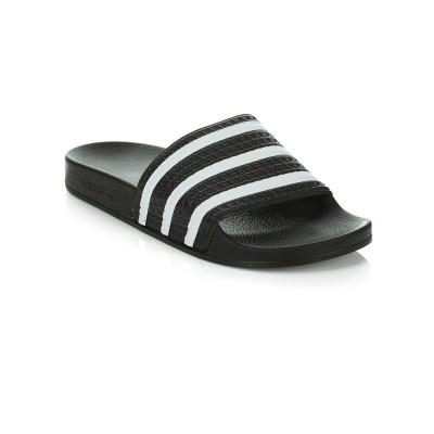 Adidas Black Adilette Sandal