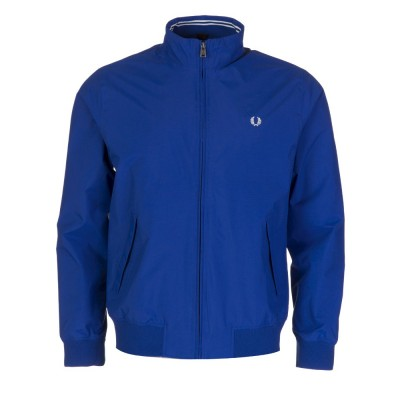 Fred Perry Blue Brentham Bomber Jacket