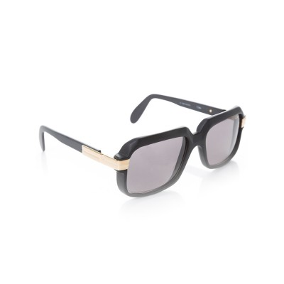 Cazal Black 607 Basic Sunglasses