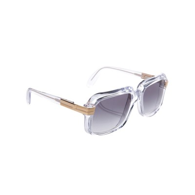 Cazal White 607 Sunglasses