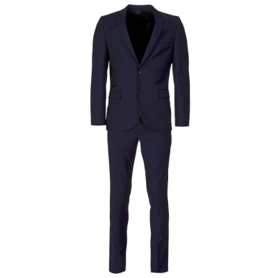 PS by Paul Smith Indigo Fully Lined Suit