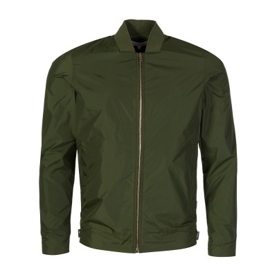 Orlebar Brown Army Green Fairley Bomber Jacket