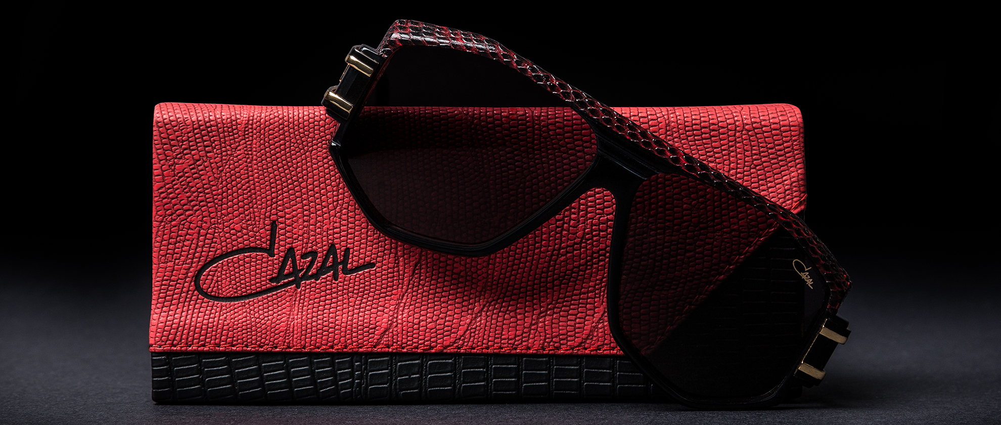 Cazal's Cutting Edge New Sunglasses Collection Has Arrived