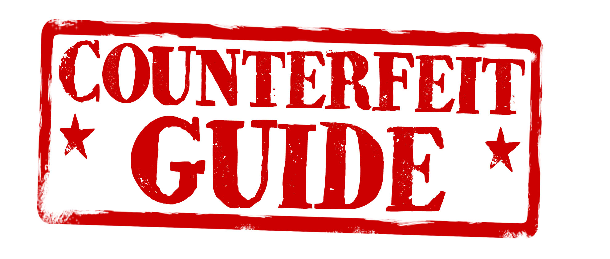 Counterfeit Guide