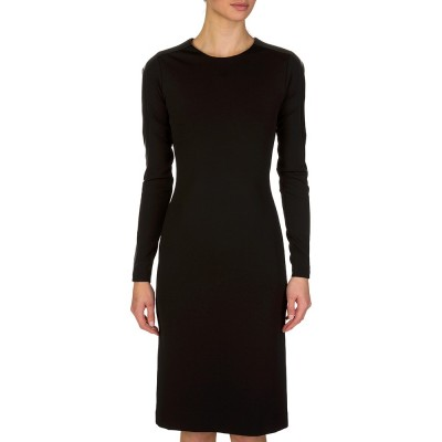 Polo Ralph Lauren Leather Detail Dress