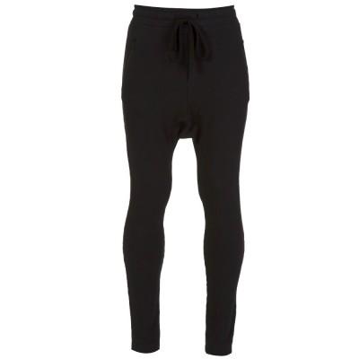 Thom Krom Slim Fit Black Sweatpants