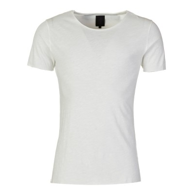 Thom Krom White Crew Neck T-Shirt