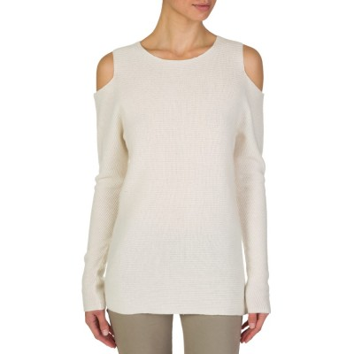Velvet Avril Col Shoulder Jumper