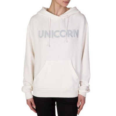 Wildfox Cream Unicorn Hoodie