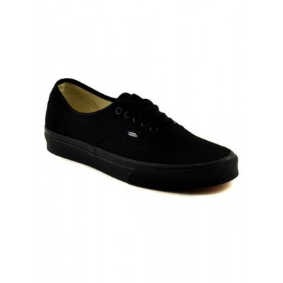 Vans Authentic Trainer in Mono Black