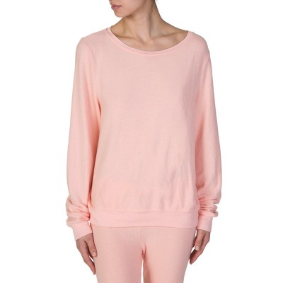 Wildfox Pink Beach Jumper