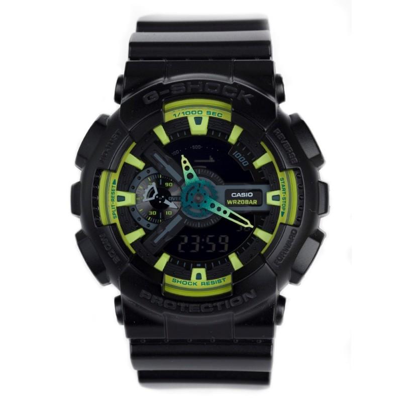 G-Shock Black Trim Core GA-110 Watch