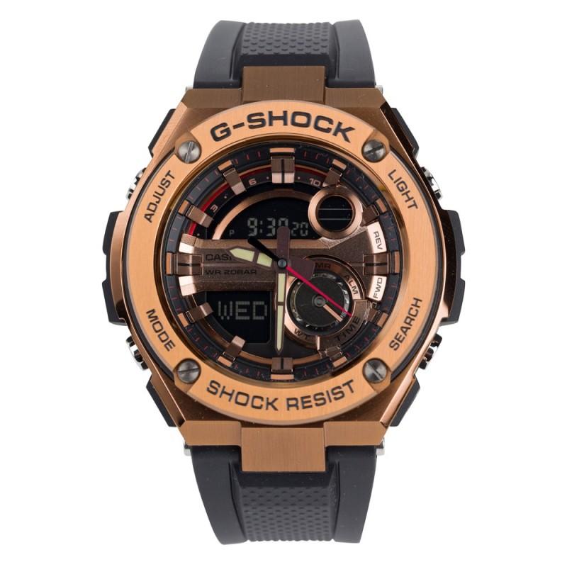 G-Shock Copper Steel Shock Resistant Watch