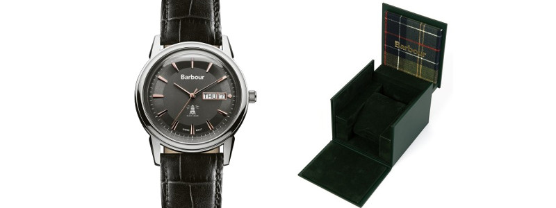 Barbour watch