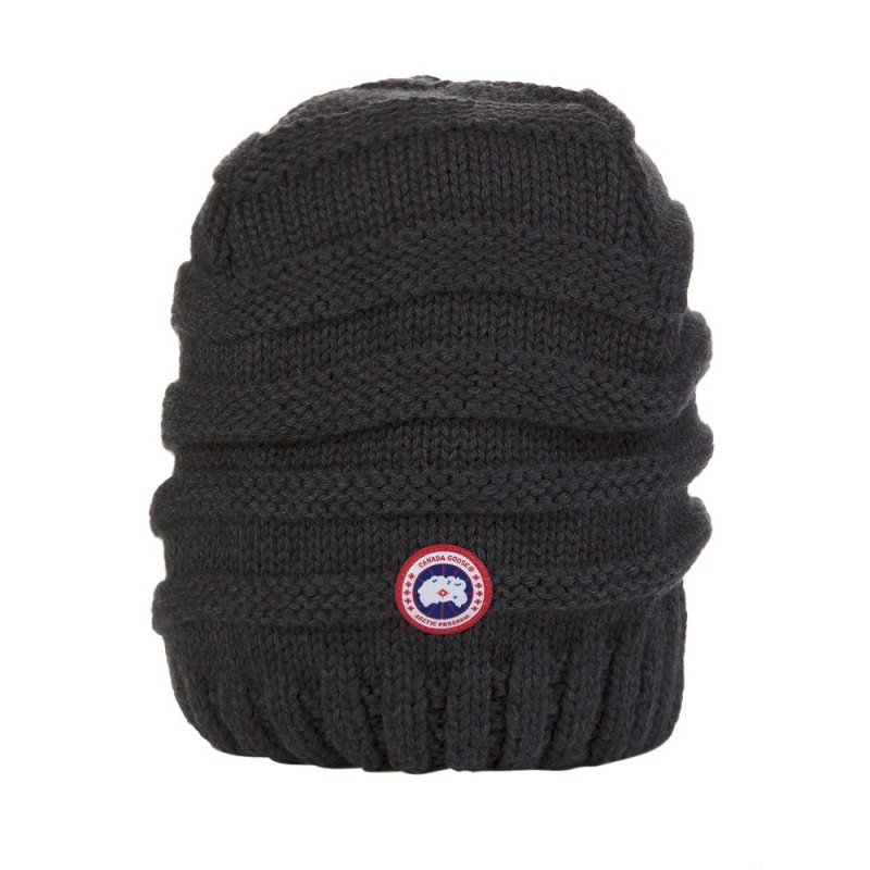 Canada Goose Slouch Hat in Charcoal