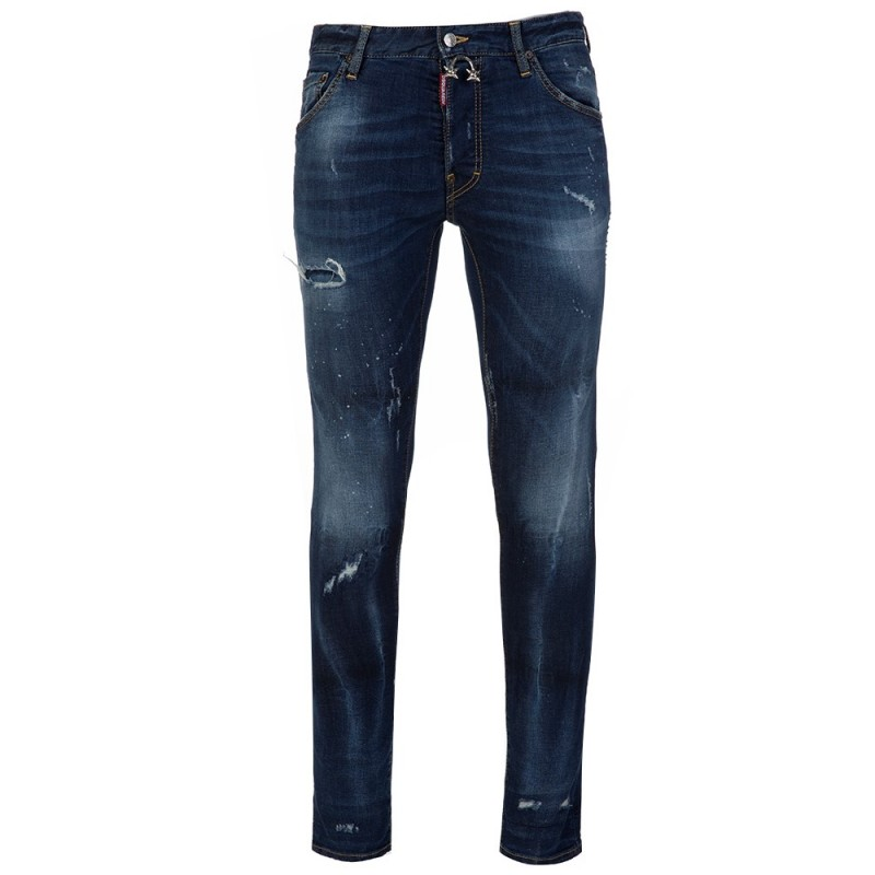 DSquared2 Stonewash Cool Guy Jeans