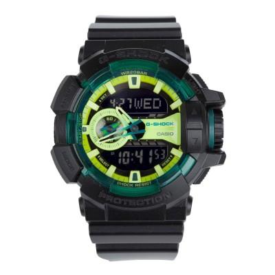 G-Shock Black Trim GA-400 Watch
