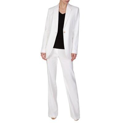 Joseph White Linen Jagger Suit