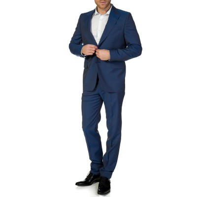 Ps by Paul Smith Sky Blue Suit Jacket