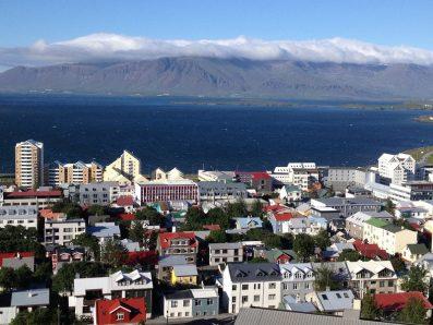 Reykjavik Iceland Travel