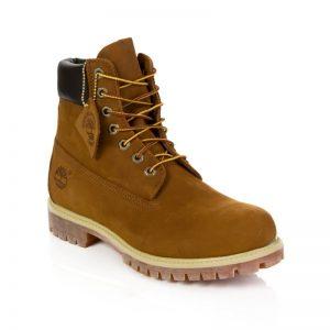 Timberland 6 inch Premium Boot in Rust