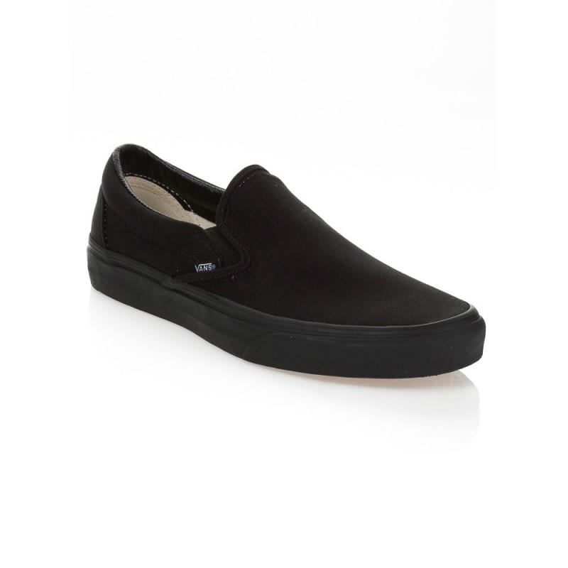 Vans Black Classic Slip On