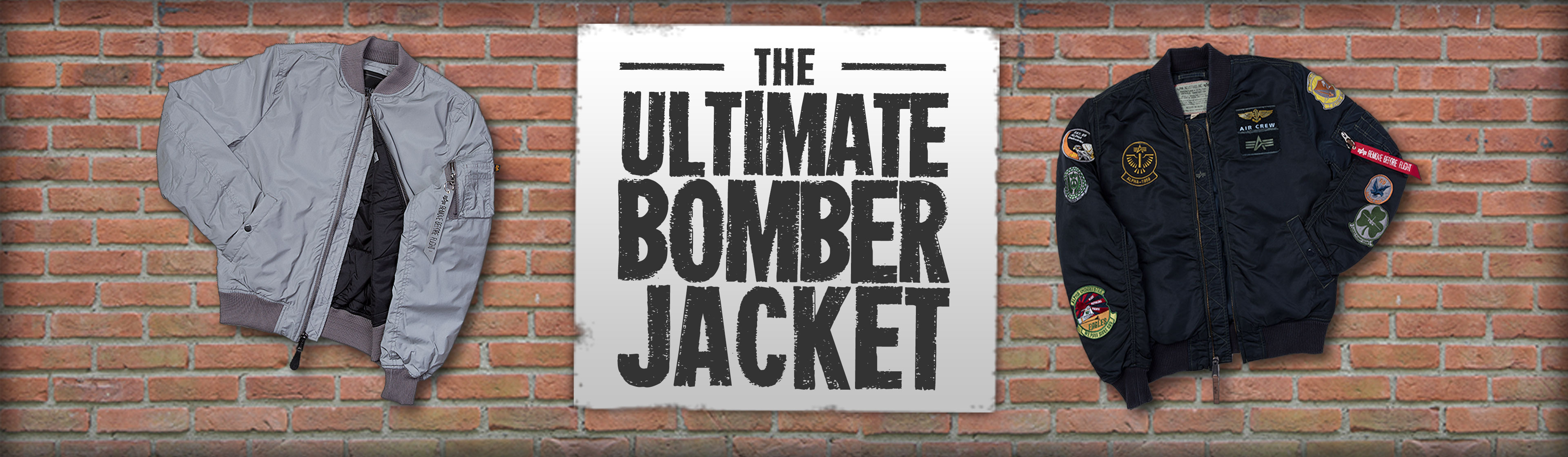 Flying High: The History of the MA-1 Bomber Jacket