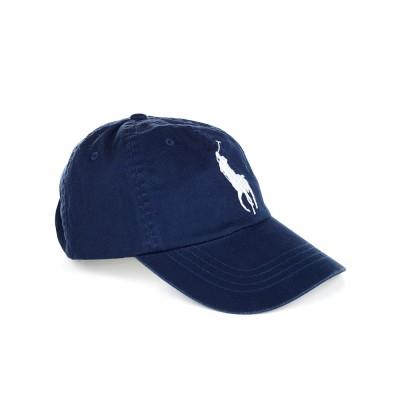 Polo Ralph Lauren Navy Wimbledon Logo Cap