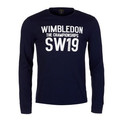 Polo Ralph Lauren Navy Wimbledon SW19 T-Shirt