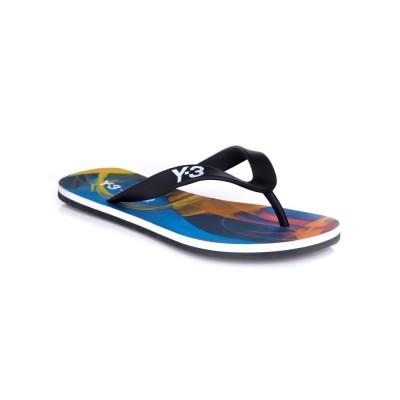 Y-3 Black Yohji Flip-Flops