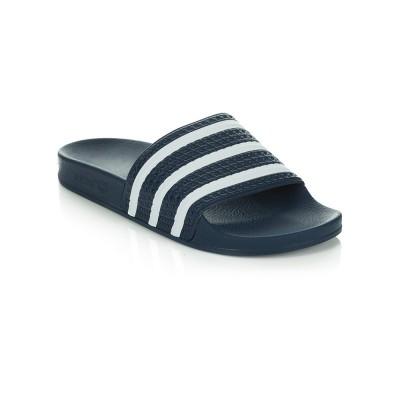 Adidas Blue Adilette Sandal