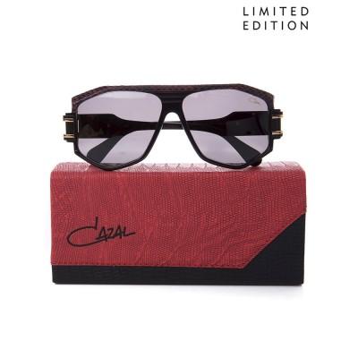 Cazal Legends Black Limited Edition 163/3 Snakeskin Sunglasses