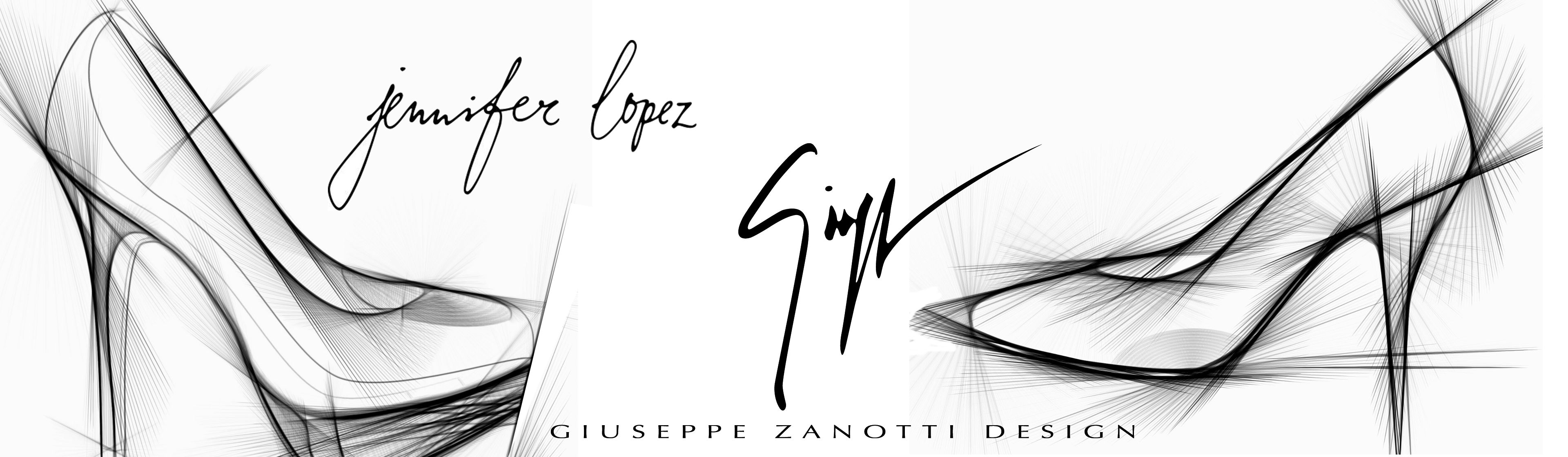 Jennifer Lopez and Giuseppe Zanotti Join Forces