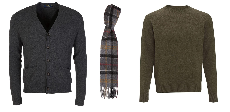 Lightweight knitwear