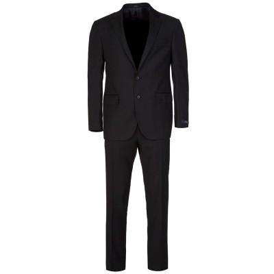 Polo Ralph Lauren Charcoal Polo1 Suit